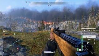 Battlefield 5: Firestorm Solo Gameplay (No Commentary)