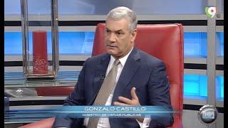 Entrevista a Gonzalo Castillo El Ministro de Obras Publicas En Hoy Mismo