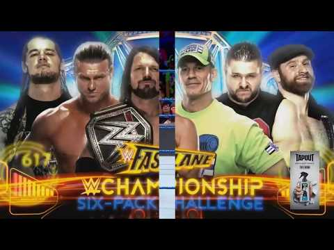 WWE Fastlane 2018 11th March  Highlights Full Results