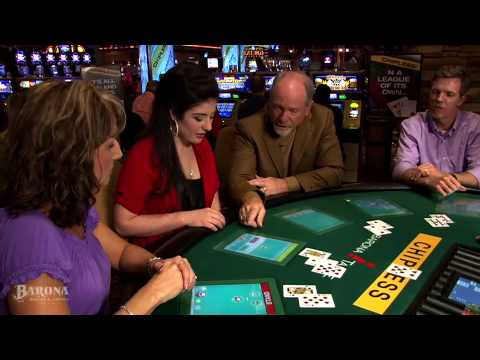 How to Play Chipless Blackjack – Barona Casino – San Diego