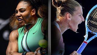 Video Serena Williams Vs Karolina Pliskova | Australian Open 2019 | Full Match MP3, 3GP, MP4, WEBM, AVI, FLV April 2019