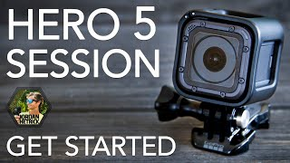 Video GoPro HERO 5 SESSION Tutorial: How To Get Started MP3, 3GP, MP4, WEBM, AVI, FLV September 2018