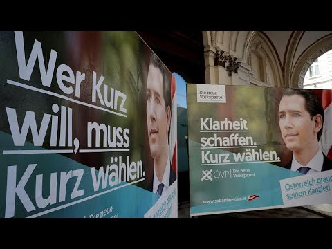 Österreich: Kurz (ÖVP) und FPÖ vor der Wahl fast unbes ...
