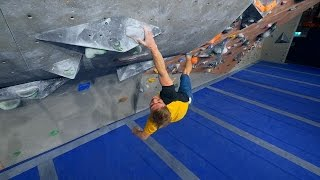 Peter Is Fighting Against My Enemy! by Eric Karlsson Bouldering