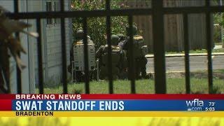SWAT Standoff Ends