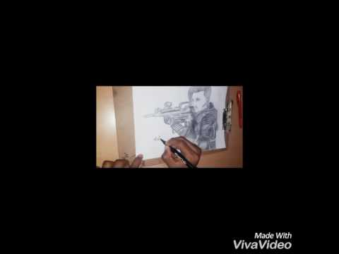 Video HEBBULI - pencil sketch   by Chethu download in MP3, 3GP, MP4, WEBM, AVI, FLV January 2017