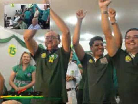 PMDB - Timbaúba dos Batistas/ RN em 30 de Junho de 2012
