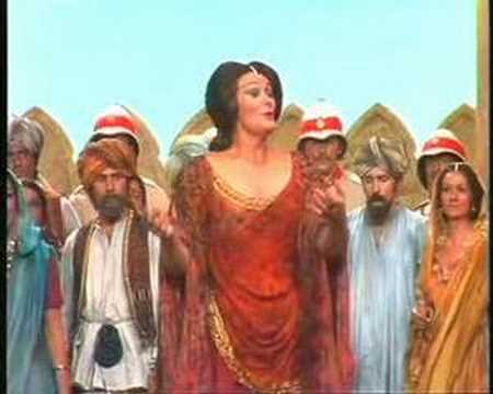 sutherland - The lovely Joan Sutherland performing the aria