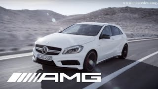 Mercedes-Benz A 45 AMG - Trailer