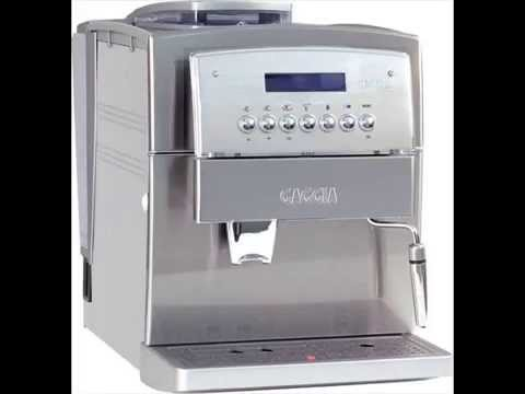 Gaggia 90501 Titanium SS Super Automatic Espresso and Cappucc
