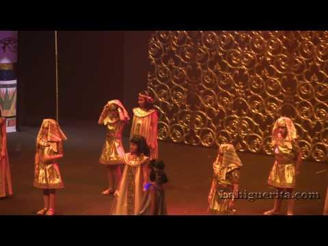 Show de la Gala Coronación de las Reinas del Carnaval de Isla Cristina 2017