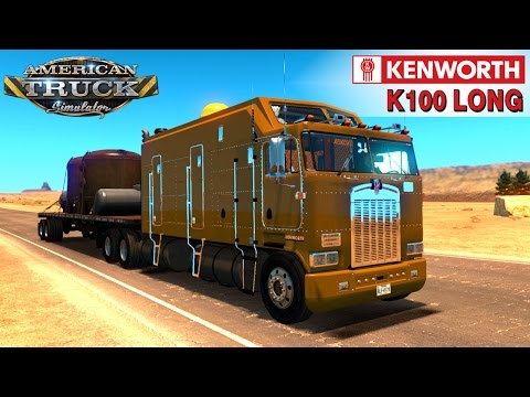 Kenworth K100 (ATS Version) 1.5.x
