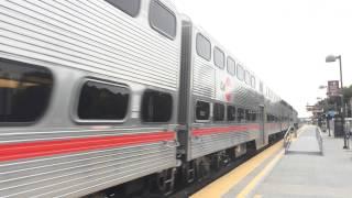 カルトレイン / Caltrain(サンフランシスコ←→シリコンバレー)を結ぶIT列車