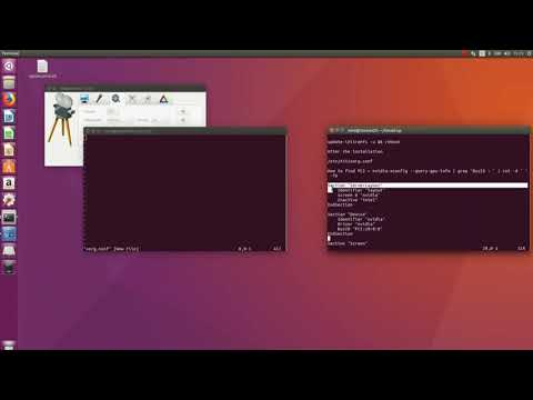 How to Install Offical Nvidia Driver on Ubuntu Optimus Laptop