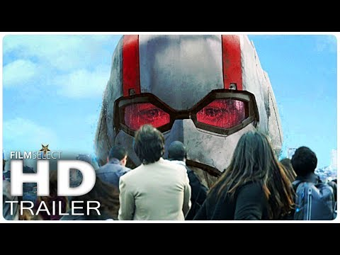 Ant-Man and the Wasp Trailer of upcoming Hollywood movie