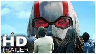 Video ANT MAN AND THE WASP Trailer (Marvel 2018) MP3, 3GP, MP4, WEBM, AVI, FLV Maret 2018