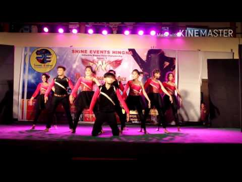 Footwork Dance Group | 1st Runner Up | Dance Nagpur Dance Season 2 | Grand Judge Piyush Bhagat ¦