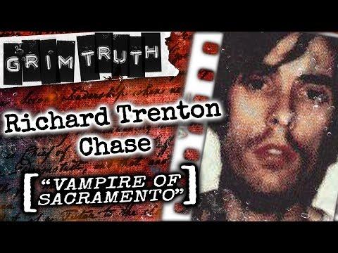 Real Life Bloodsucking Vampire - Richard Trenton Chase | Grim Truth #2 (видео)