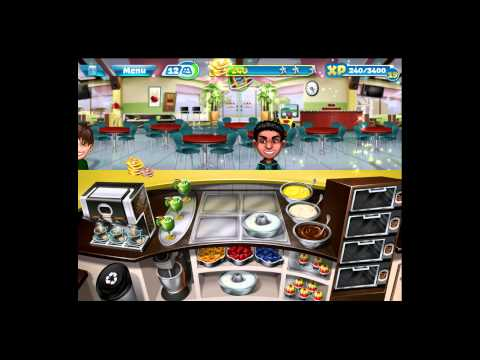 Cooking Fever [iPad Gameplay] Bakery Level 27
