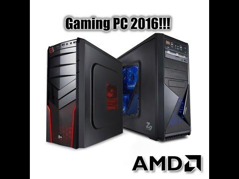 750€ Gaming PC 2016! [GERMAN]