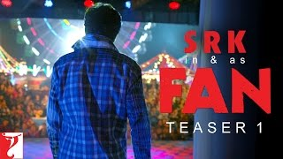 Nonton Fan   Official Teaser 1   Shah Rukh Khan Film Subtitle Indonesia Streaming Movie Download