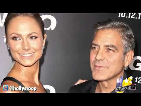 Are George Clooney & Stacy Keibler Close to Breaking Up?