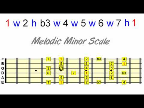 Guitar Chords and Scales – The Bigger Picture