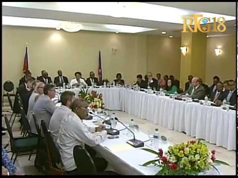 Le Ministère de la Santé Publique et de la Population a organisé une table sectorielle