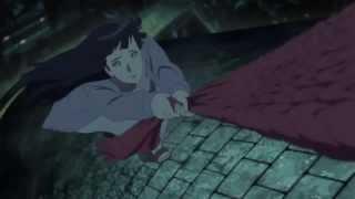 Naruto catch Hinata from falling [ NARUHINA ]