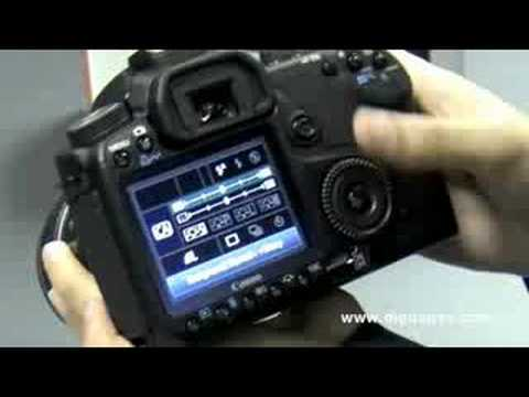 50D - The EOS 50D is built around a 15 megapixels APS-C CMOS sensor and incorporates the latest DIGIC 4 processor to enable a wide ISO sensitivity range up to 12,8...