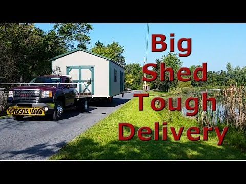 Big Shed Tough Delivery