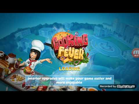Cooking Fever - Unlocking Bakery (Level - 1to 4)