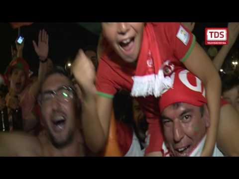 EURO2016: JÁ VIU A FESTA EM ÉVORA ?