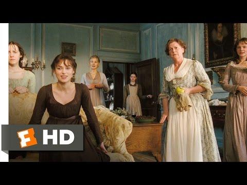 Pride & Prejudice (1/10) Movie CLIP - Mr. Bingley's Single (2005) HD