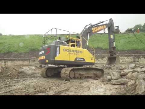 Live it, dig it: Operator discusses his EC220E