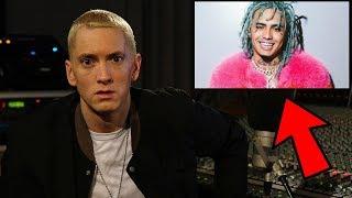 Rappers React To Lil Pump Harverd Dropout (Be Like Me, Racks on Racks & ION)