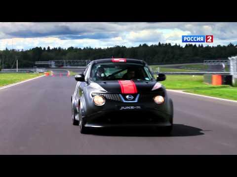 Nissan Juke Тест-драйв Nissan Juke-R // АвтоВести 67