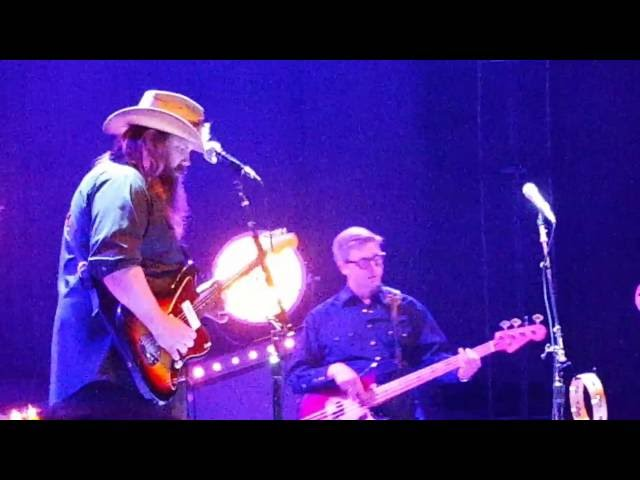 Chris stapleton tribute to prince by singing live nothing for Songs chris stapleton wrote for others
