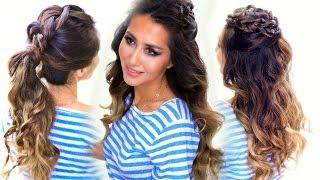 2 ★ Statement BRAID Hairstyles | Everyday Braids - YouTube