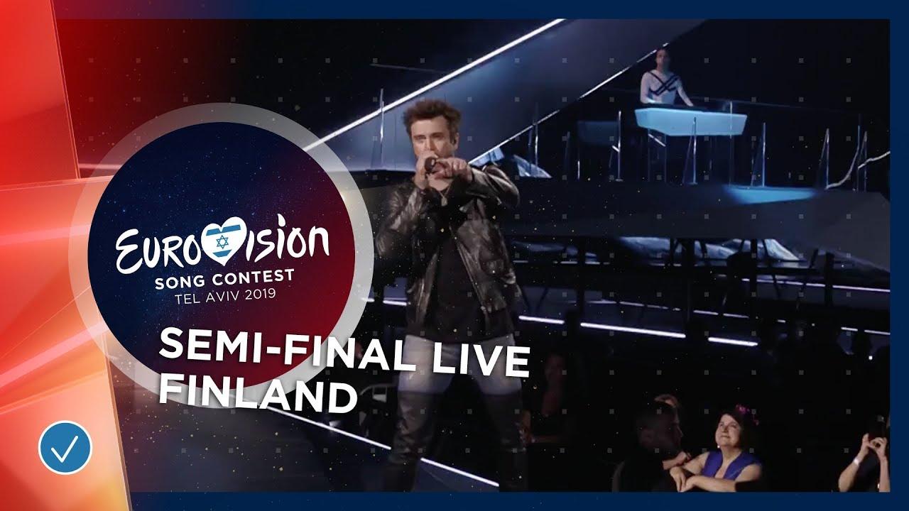 Darude feat. Sebastian Rejman - Look Away (Soome 2019)