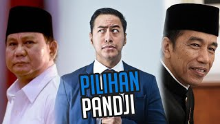 Video PANDJI PILIH JOKOWI ATAU PRABOWO? MP3, 3GP, MP4, WEBM, AVI, FLV Januari 2019