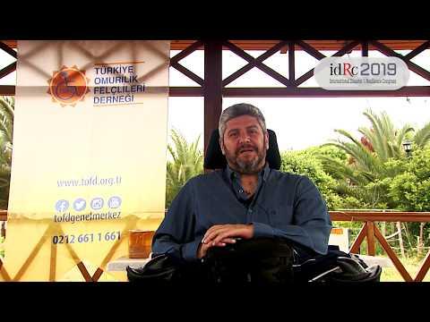 Ramazan BAŞ (TOFD) idRc_2019 Daveti