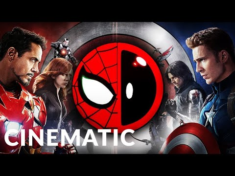 Video Captain America: Civil War   Deadpool & Spider-Man vs. Team Cap   Epic Cinematic   Epic Music VN download in MP3, 3GP, MP4, WEBM, AVI, FLV January 2017