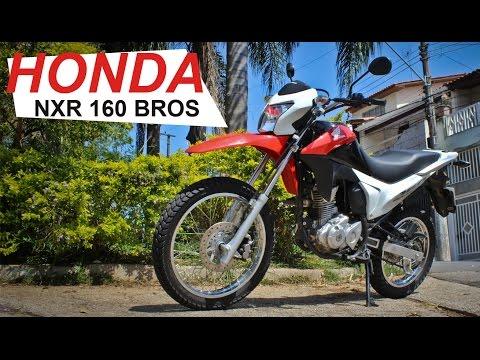 Honda NXR 160 Bros - MOTO.com.br