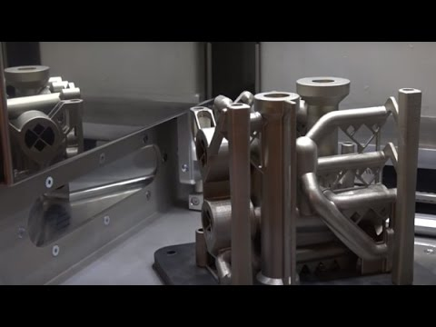 Renishaw's new Production 3D Printer