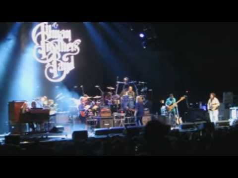 "The Allman Brothers Band with Ron Holloway & Jeff Chimenti ""Same Thing"" Peach Music Festival"