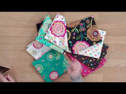 Sewing Street –14/01/2021 – Sew Baby Laundry Bin & Hexie Purse with Barbara Mclay