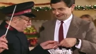 Mr Bean - Salvation Army Carols -- Weihnachtslieder der Heilsarmee