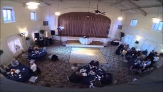 Wedding Reception Timelapse