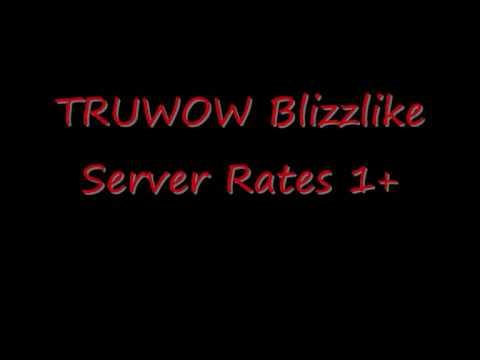 wow Good private server